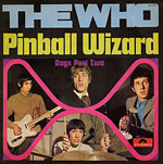 Pinball Wizard single cover