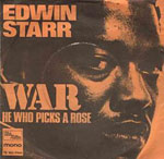 War - Edwin Starr single cover