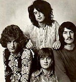 Led Zeppelin band photo
