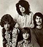 Led Zeppelin band photo
