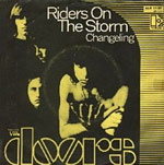 Riders On the Storm single cover