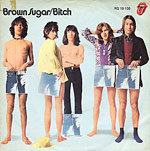 Brown Sugar single cover