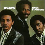 Back Stabbers - O'Jays single cover