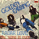 Radar Love 45 cover