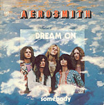 Dream On 45 cover