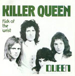 Killer Queen single cover