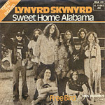 Sweet Home Alabama single cover