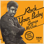 Rock Your Baby single cover