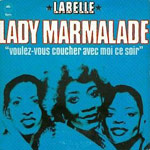 Lady Marmalade single cover