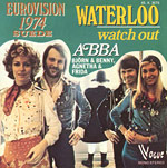 Waterloo single cover