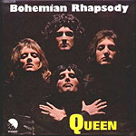 Bohemian Rhapsody single cover