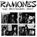 Blitzkrieg Bop single cover