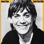 Lust For Life - Iggy Pop single cover