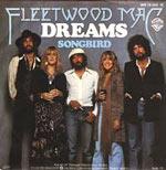 Dreams - Fleetwood Mac single cover