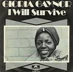 I Will Survive - Gloria Gaynor single cover