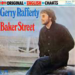 Baker Street - Gerry Rafferty single cover