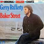Baker Street - Gerry Rafferty single cover