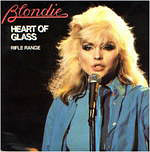 Heart Of Glass - Blondie single cover