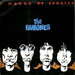I Wanna Be Sedated - Ramones single cover