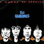 I Wanna Be Sedated - Ramones single cover