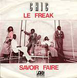 Le Freak - Chic single cover