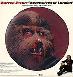 Werewolves Of London - Warren Zevon single cover
