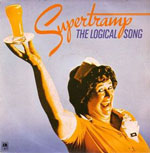 The Logical Song - Supertramp single cover