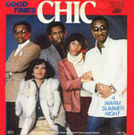 Good Times - Chic single cover