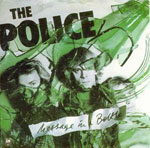 Message in a Bottle - The Police single cover