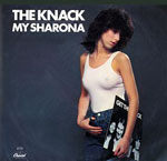 My Sharona - The Knack single cover