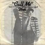 Call Me single cover