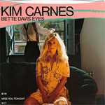 Bette Davis Eyes - Kim Carnes single cover