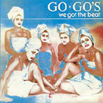 We Got the Beat - Go-Gos single cover