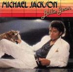 Billie Jean - Michael Jackson single cover