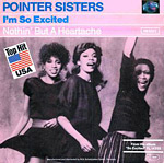 I'm So Excited - Pointer Sisters single cover