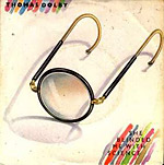 She Blinded Me With Science - Thomas Dolby single cover