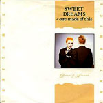 Sweet Dreams (Are Made of This) - Eurythmics single cover