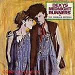 Come on Eileen - Dexys Midnight Runners single cover