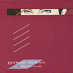 Hungry Like The Wolf - Duran Duran single cover