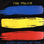 Every Breath You Take - Police single cover