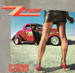 Legs - ZZ Top single cover