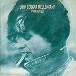 Pink Houses - John Cougar Mellencamp single cover