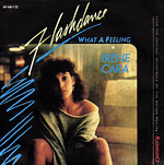 Flashdance...What a Feeling - Irene Cara single cover