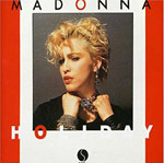 Holiday - Madonna single cover