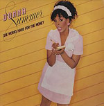 She Works Hard For the Money - Donna Summer single cover