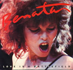 Love is a Battlefield - Pat Benatar single cover