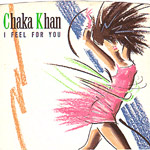 I Feel For You - Chaka Khan single cover