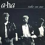 Take On Me - A-Ha single cover