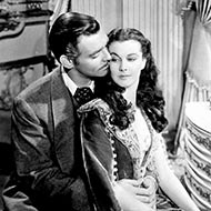 scene from Gone With the Wind