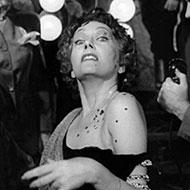 scene from Sunset Boulevard with Gloria Swanson